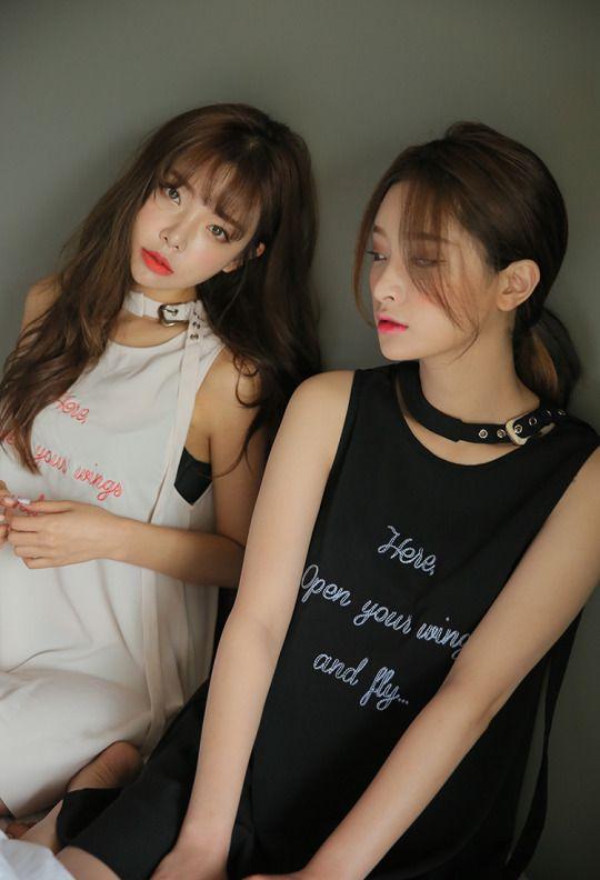 Byun Jungha 변정하 and Gong Soo Ah 공수아