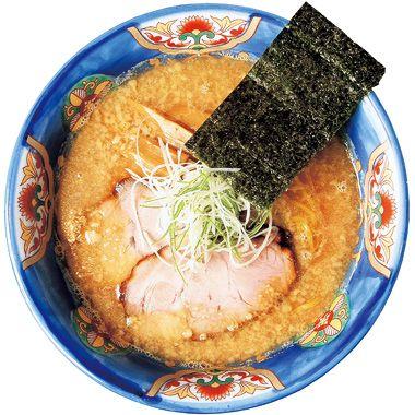 ラーメンてつや : 醤油ラーメン Shoyu ramen