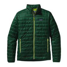 Patagonia - Nano Puff Jacket Hunter Green