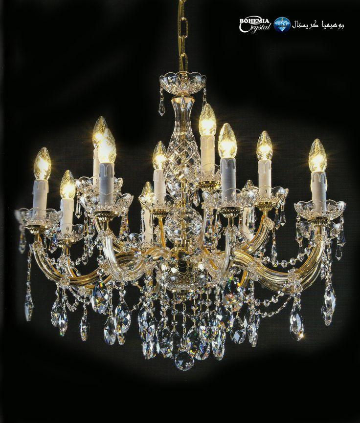 Maria teresa chandelier