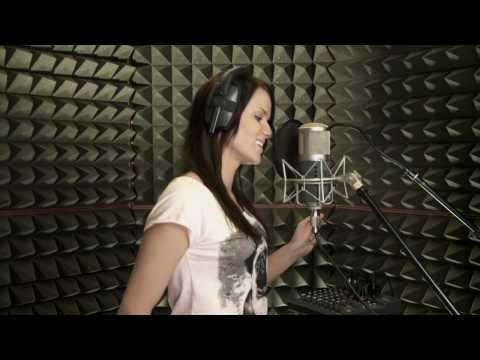 Kasia Popowska - Big Girls Don't Cry (Fergie COVER) - YouTube
