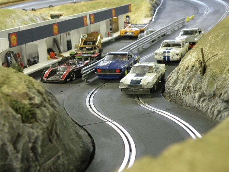 Trans Am Era Slot Cars