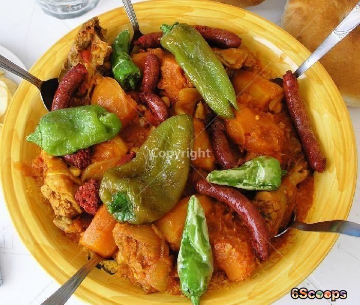 31 best tunesische keuken images on pinterest couscous arabic food and kitchens - Recette cuisine couscous tunisien ...
