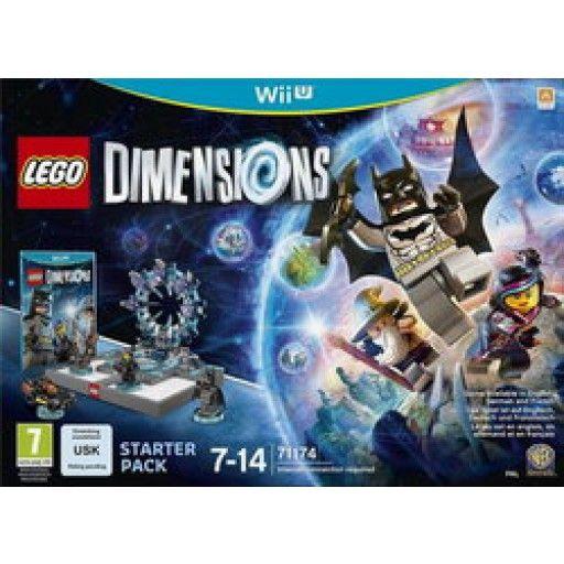 LEGO Dimensions - Starter-Pack  Wii U in Online Games FSK 6, Spiele und Games in Online Shop http://Spiel.Zone