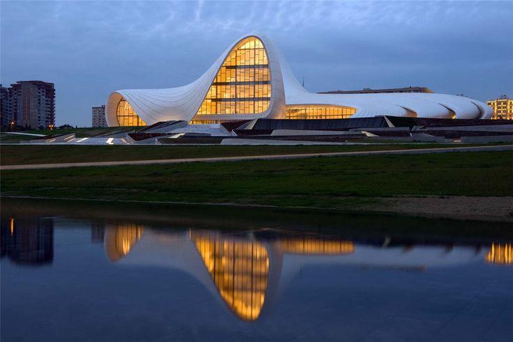 Auditorium - Baku - Azerbaigian