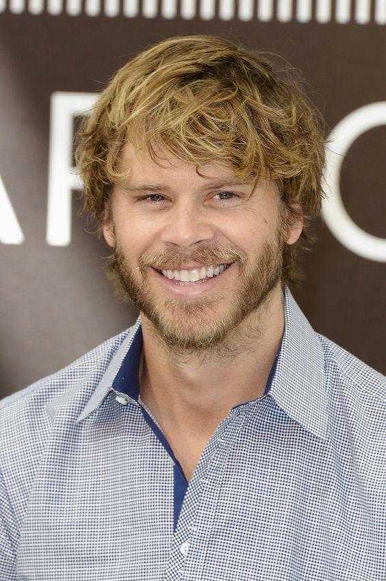 Eric Johnson Actor Beard