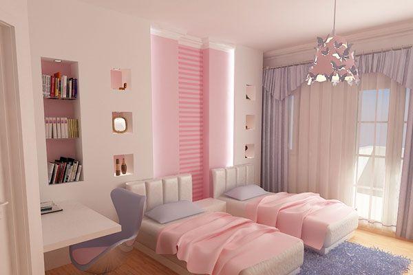 young girl bedroom 30 Superb Teenage Girl Bedroom Ideas