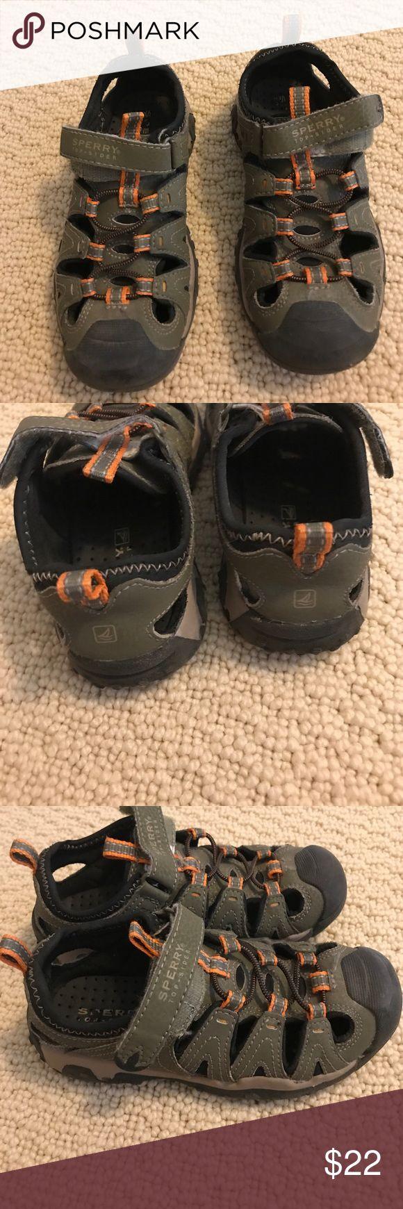Boys Sperry Wet Tech Sandals - 11M Boys Sperry Wet Tech Sandals - 11M Excellent Condition. Great camp shoes! Sperry Top-Sider Shoes Sandals & Flip Flops