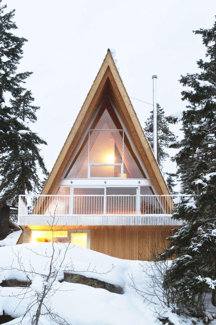 99 best a frame house images on pinterest log cabins cozy cabin