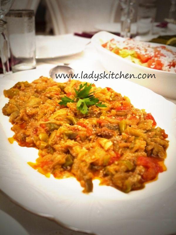 Domates, Biber, Patlıcan Söğürmesi…