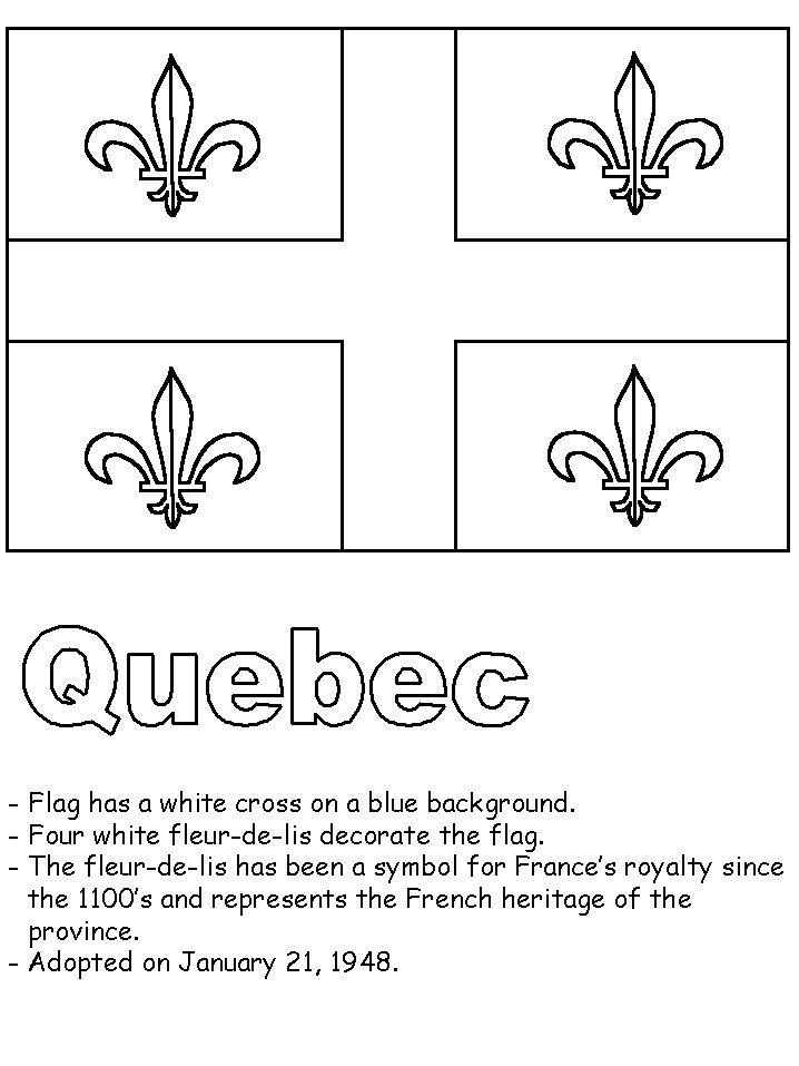 Canadian provinces activities