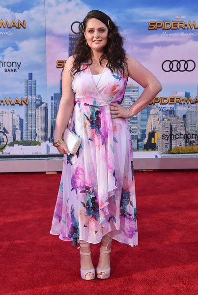 """Lauren Ash attends the premiere of Columbia Pictures' """"Spider-Man: Homecoming"""" at TCL Chinese Theatre on June 28, 2017 in Hollywood, California."""
