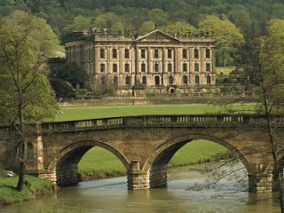 Chatsworth House, Derbyshire - magnificent