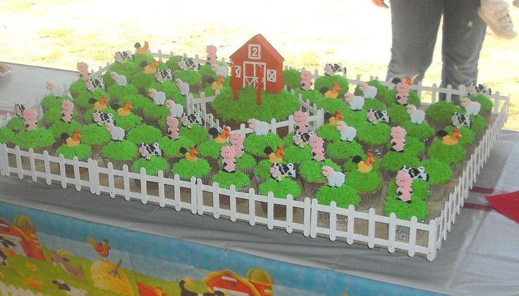 Farm Birthday Party Idea