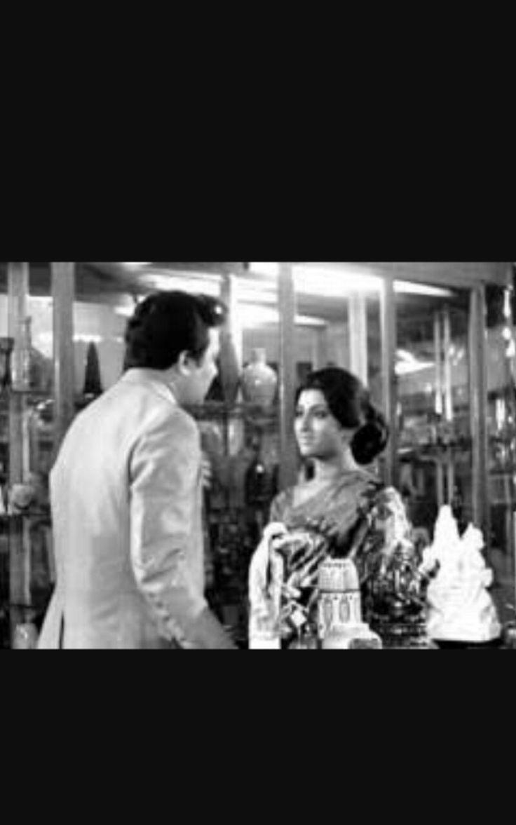 Uttam and Aparna sen  in Memsaheb