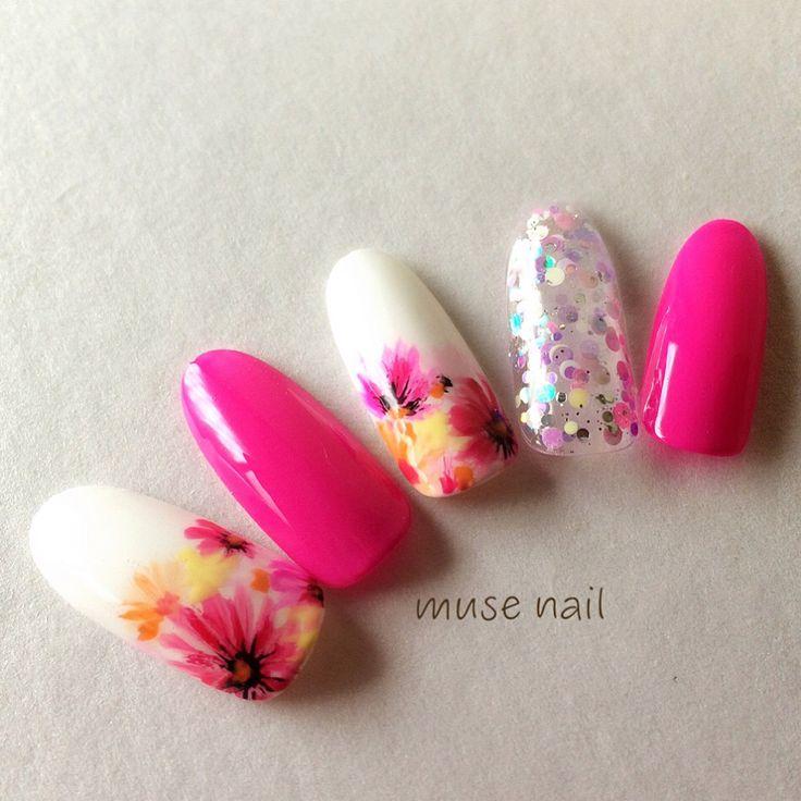 pink&flower