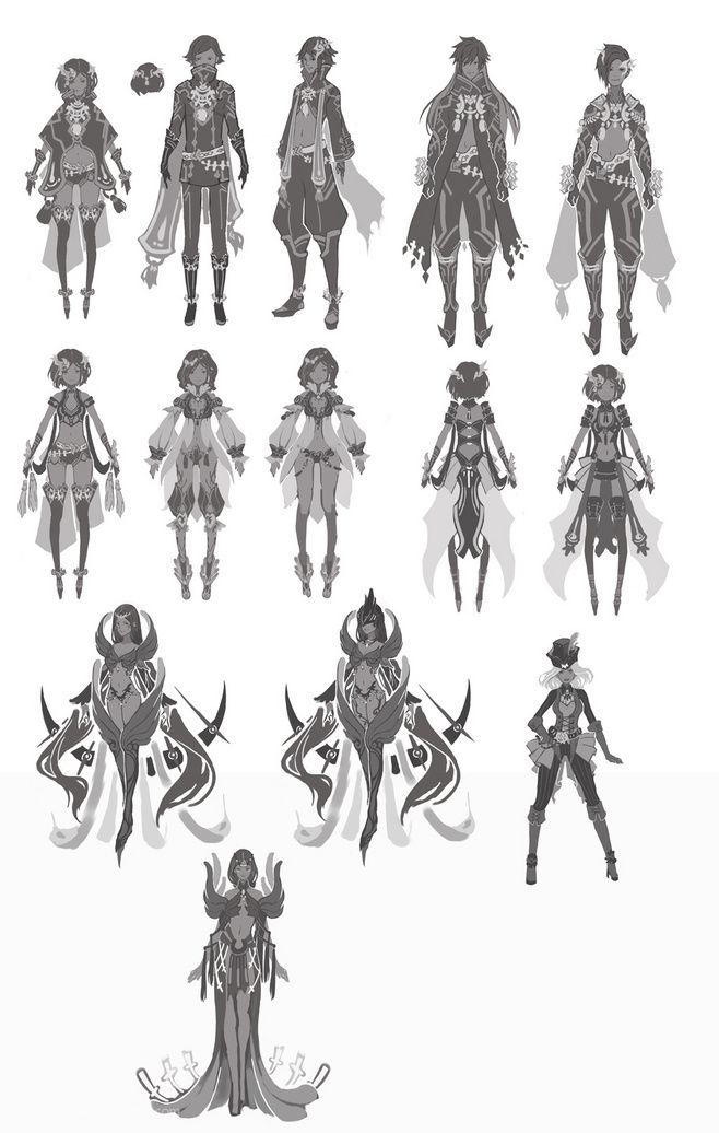 Fantasy Character Design Sheet : Best art character design images on pinterest