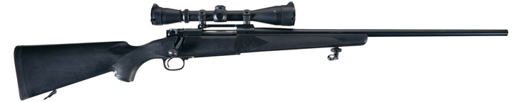 Refresh of the Winchester Model 70 Black Shadow: .30-06