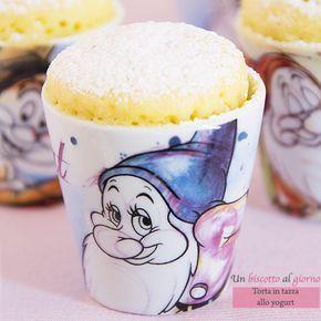Un biscotto al giorno: Mug Cake: torta in tazza allo yogurt cotta al microonde