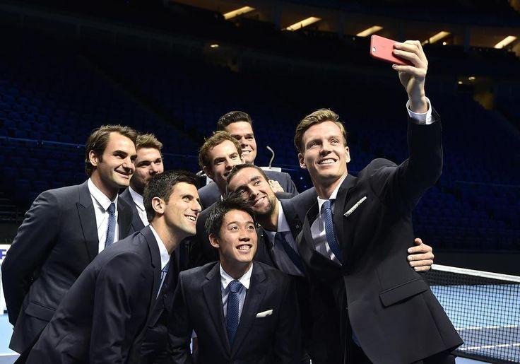 2014 ATPツアーファイナル ロンドン 錦織圭