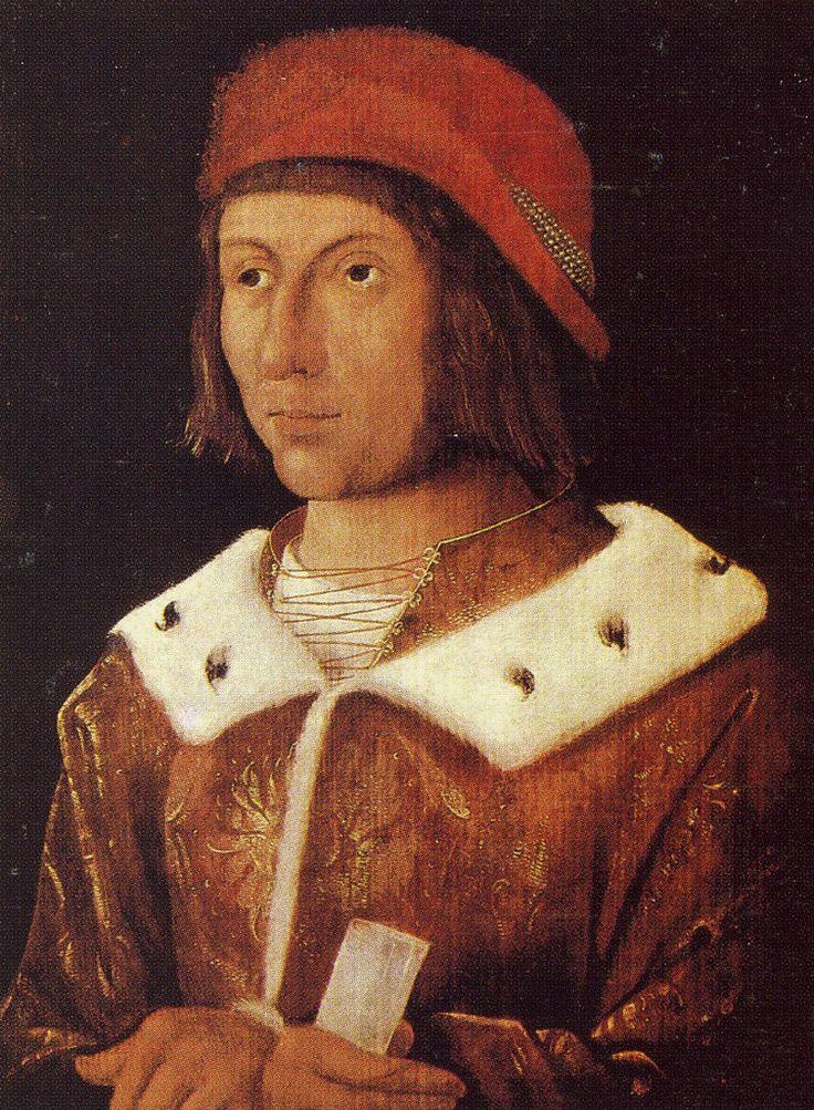 Фридрих I Победоносный - Альбрехт Альтдорфер