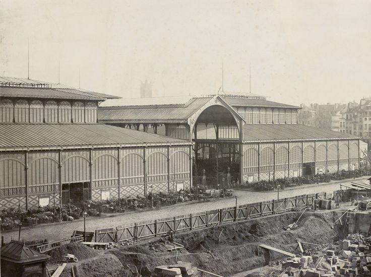 Les Halles Centrales pavillon 7 & 8