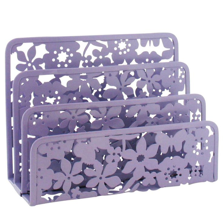 Secret Garden Metal Letter Tray From Paperchase