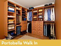 Merveilleux Walk In Closet Design By EasyClosets.com