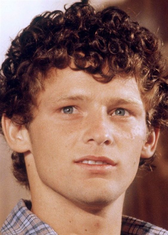 Terry Fox, a Canadian athlete and inspiration.