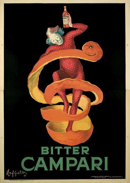 Campari vintage adv