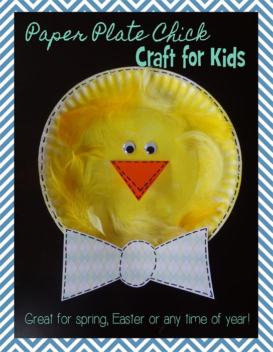 simple paper chick craft 64 best images about crafts for amp project ideas 5426