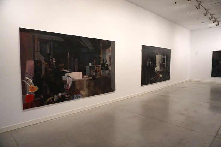 """""""El Gran Estudio. Nacho Martín Silva"""" en el  Centro de Arte de Alcobendas. #Madrid #ArteContemporáneo #ContemporaryArt #Art #Arte #Arterecord 2016 https://twitter.com/arterecord"""