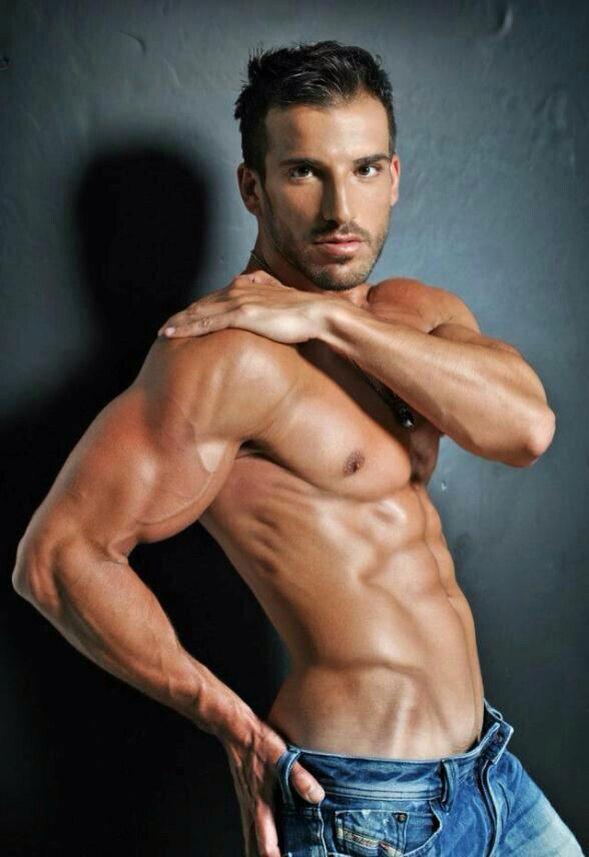 Rabih Laz   Pat lee, Muscular men, Muscle men