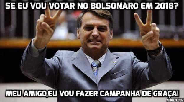 HELLBLOG: Para um Brasil decente... Bolsonaro presidente!