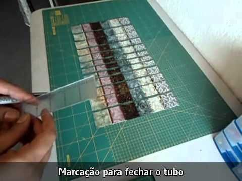 Como Fazer a Técnica Bargello - Marinaldo Ferreira