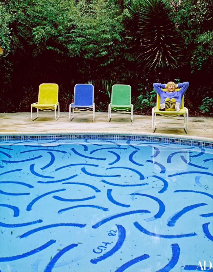 Best 25 hockney images on pinterest swimming pools - David hockney swimming pool paintings ...
