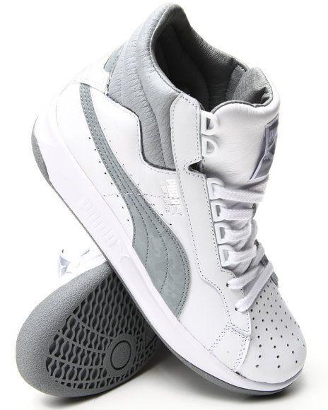 5975da92284b Find Puma Advantage Mid Wild Fire Sneakers Men s Footwear from Puma   more  at DrJays. on Drjays.com