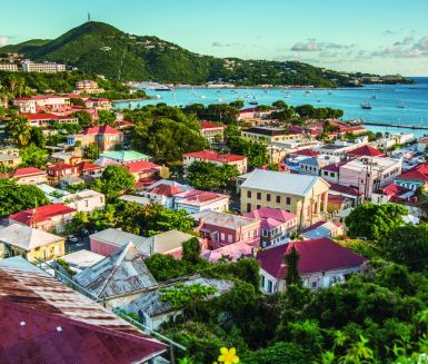 st thomas harbor - U.S. Virgin Islands Department of Tourism.