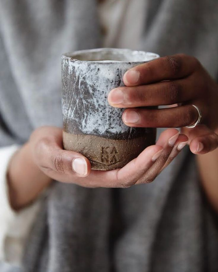 Beautiful hand thrown ceramics by Kana London #han…
