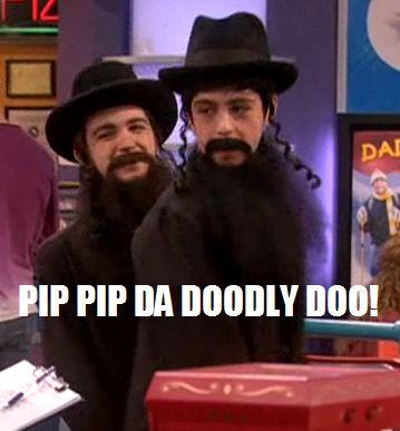 Pip pip da doodly doo! drakeandjosh