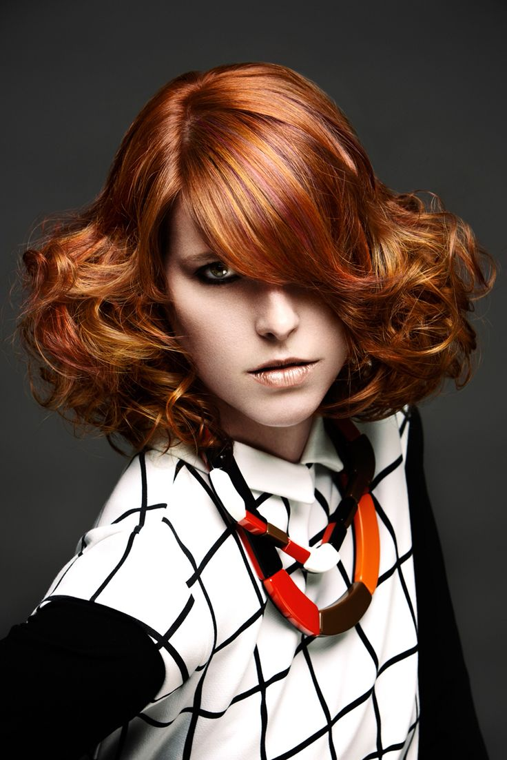 Color Zoom Challenge '15 Partners Hairstyling Netherlands Hair by Patricia