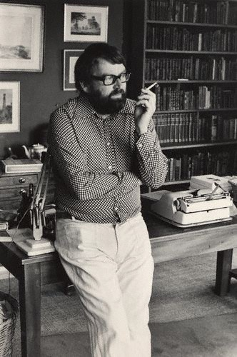 John Fowles. Quite possibly the only Author I have gathered and read all the books of. Genius.