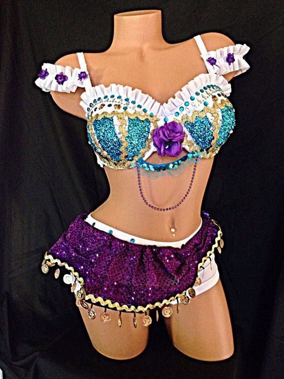 Hey, I found this really awesome Etsy listing at https://www.etsy.com/listing/191685071/esmeralda-rave-costume