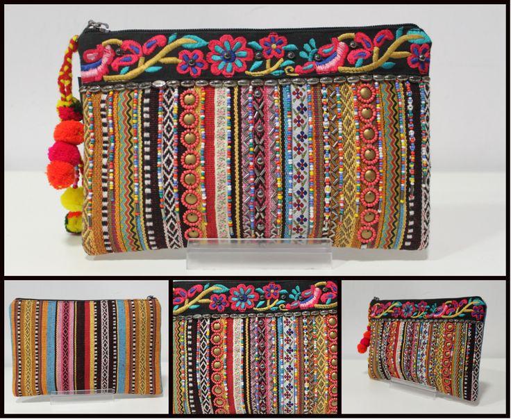 ¡Nos encantan los bolsos étnicos! We love Ethnic bags!