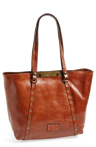 Free shipping and returns on Patricia Nash 'Benvenuto' Tote at Nordstrom.com. Lavish hand-stained blossoms heighten the artisan appeal of an old-world tote cast in supple, vegetable-tanned leather and accented with antiqued goldtone hardware.