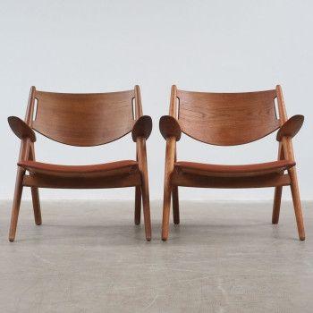 Hans Wegner CH28 Chairs