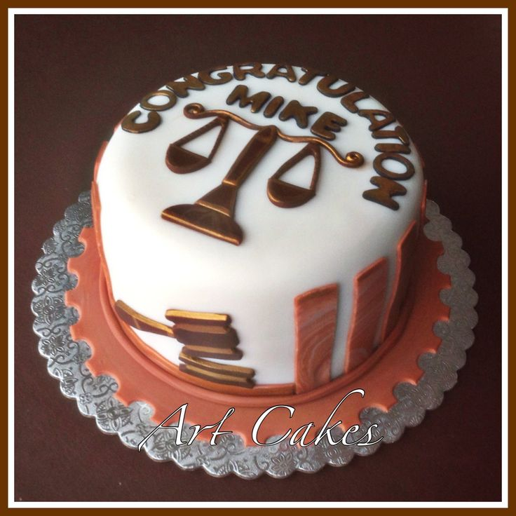 Cake Designs For Lawyers Kustura for