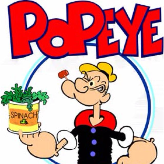 essay on popeye the sailor man