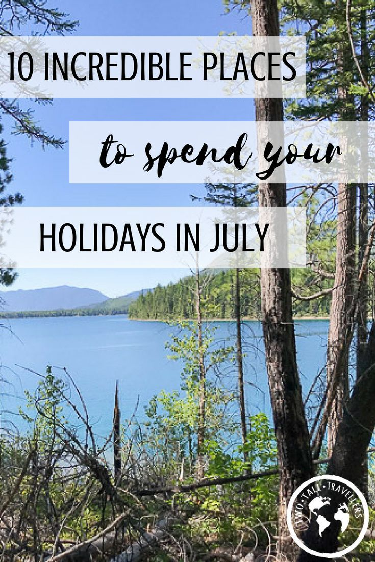 Holidays in europe summer 2019