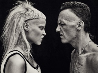 faces: Pink Floyd, Dieantwoord, South Africa, Yolandi Visser, Rap Music, Music Videos, Ninjas, The Answer, Africans Style
